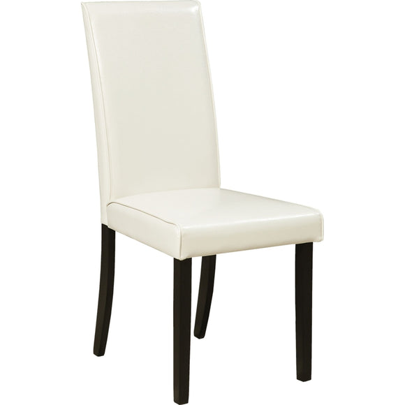 Kimonte Side Chair - Ivory - (D250-01)