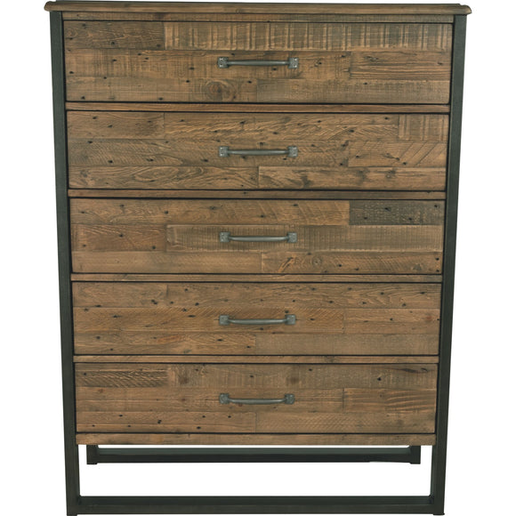 Sommerford  Chest - Brown