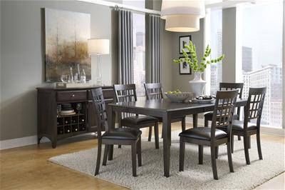 Bristol Point 5 Piece Formal Dining