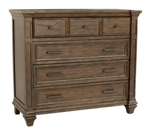 Gallatin Media Chest
