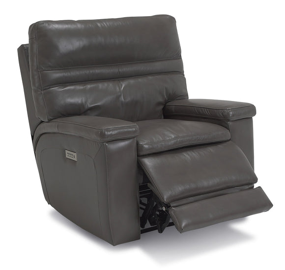 Leo Power Reclining Chair W/Power Headrest & Lumbar