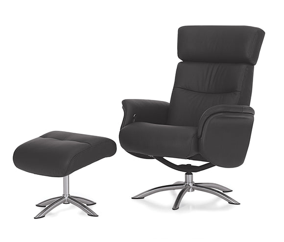 Quantum Q04 Reclining Chair & Ottoman