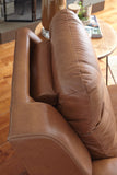 Riley Power Reclining Sofa w/Power Headrest