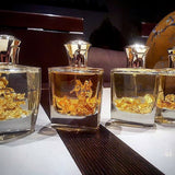 Coming soon !! 4 of Daniel Josier's perfumes (vetiver, tuberose, bois d'iris and le musk) with gold 23k inside!