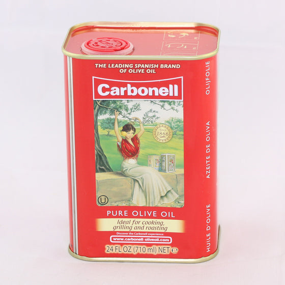 Aceite Oliva Puro Carbonell 710ml - Sp4in.com Spanish Products Omnichannel Marketplace  Grocery