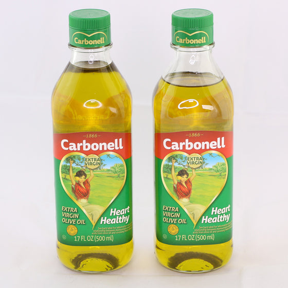 Aceite Carbonell Extra Virgin 500 ml x 2 - Sp4in.com Spanish Products Omnichannel Marketplace