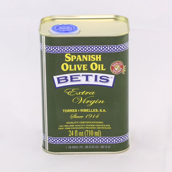 Aceite de Oliva Virgen Extra , Betis 710ml - Sp4in.com Spanish Products Omnichannel Marketplace