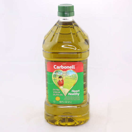 Carbonell Extra Virgin Olive Oil 2L - Sp4in.com Spanish Products Omnichannel Marketplace