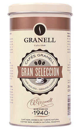 Cafe Granell Gran Selección - Sp4in.com Spanish Products Omnichannel Marketplace  Cafe