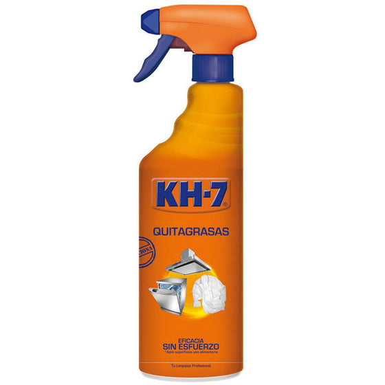 KH7 Quitagrasas Pistola 750 ml . KH-7 DEGREASER . Esté donde esté la grasa, funciona . - Sp4in.com Spanish Food and Products Marketplace  Home & Garden > Household Supplies
