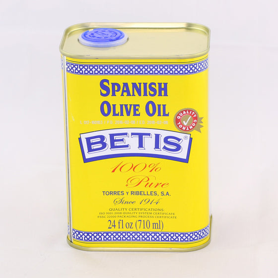 Spanish Olive Oil , Betis 710 ml - Sp4in.com Spanish Food and Products Marketplace