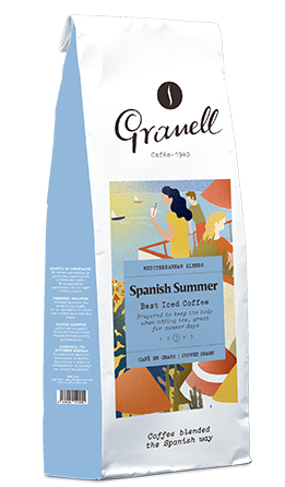 Cafe Granell Spanish Summer - Sp4in.com Spanish Products Omnichannel Marketplace  Cafe