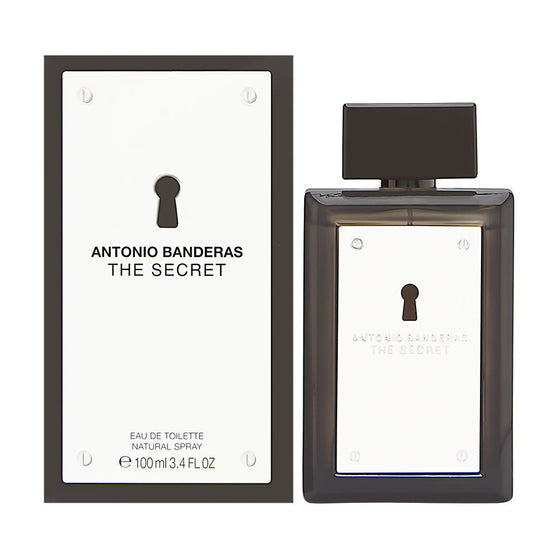 The Secret Eau De Toilette Spray 3.4 oz by Antonio Banderas