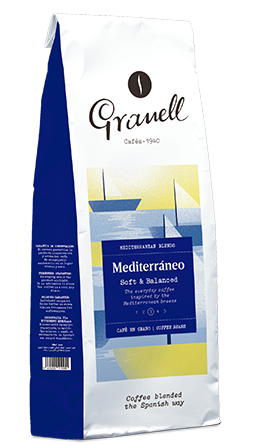 Cafe Granell Mediterraneo - Sp4in.com Spanish Products Omnichannel Marketplace  Cafe