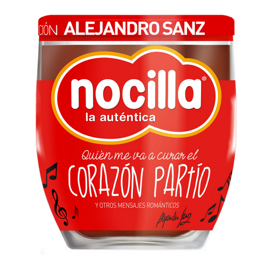 Nocilla  200g , pack 2 unidades - Sp4in.com Spanish Food and Products Marketplace