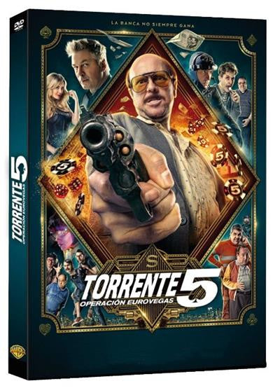 Torrente 5 DVD en Español - Sp4in.com Spanish Food and Products Marketplace  DVD