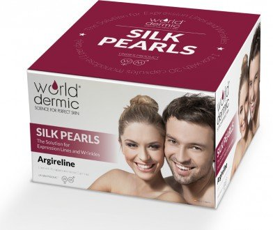 Worlddermic by Amdermik Silk Pearls , Argireline , Botox effect , , Action Against Expression Wrinkles
