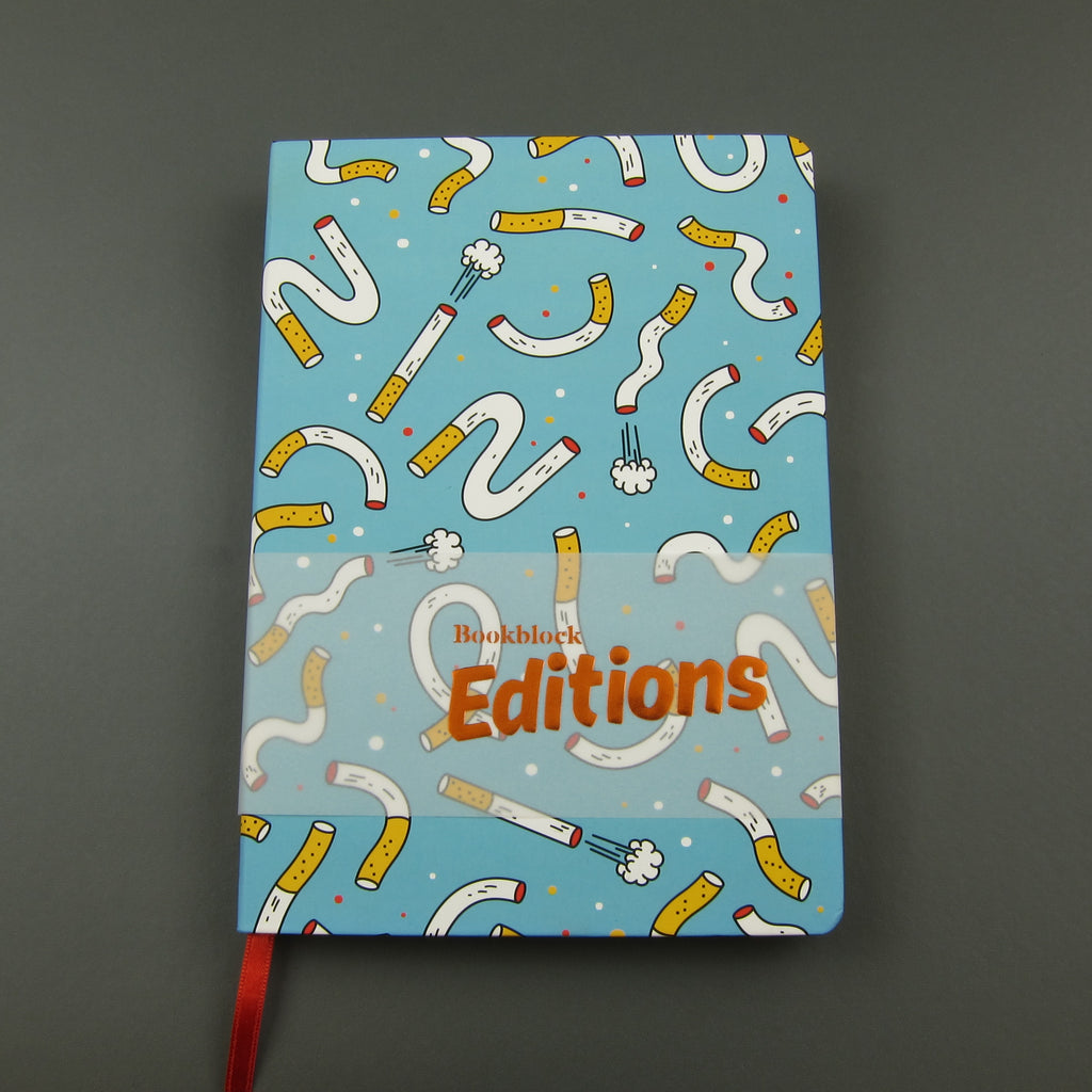 Snouts limited edition notebook