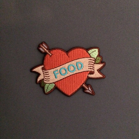 True Love Embroidered patch