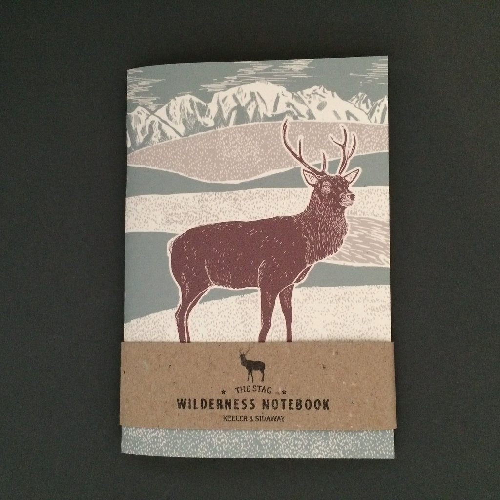 The Stag Notebook