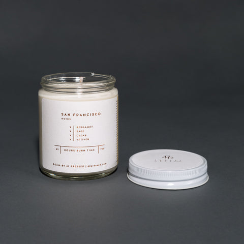 San Francisco Scented Candle