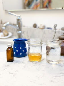 RECIPE: Vinegar Rinse