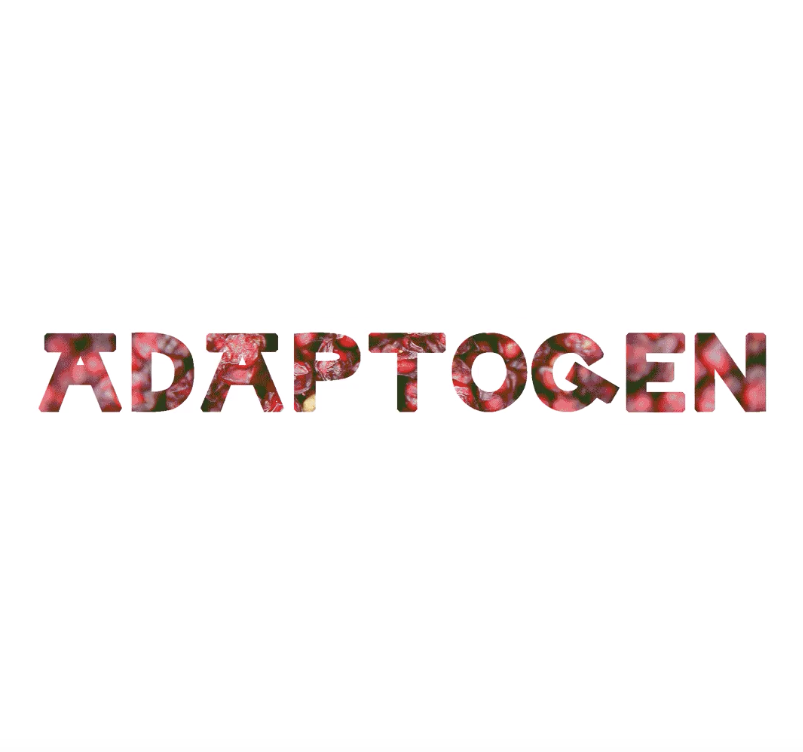 Take back the Term: ADAPTOGEN