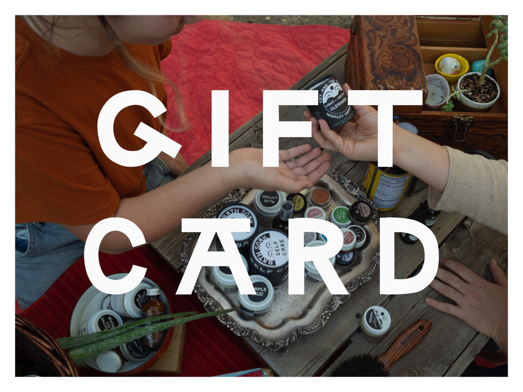 Fat and the Moon Gift Card