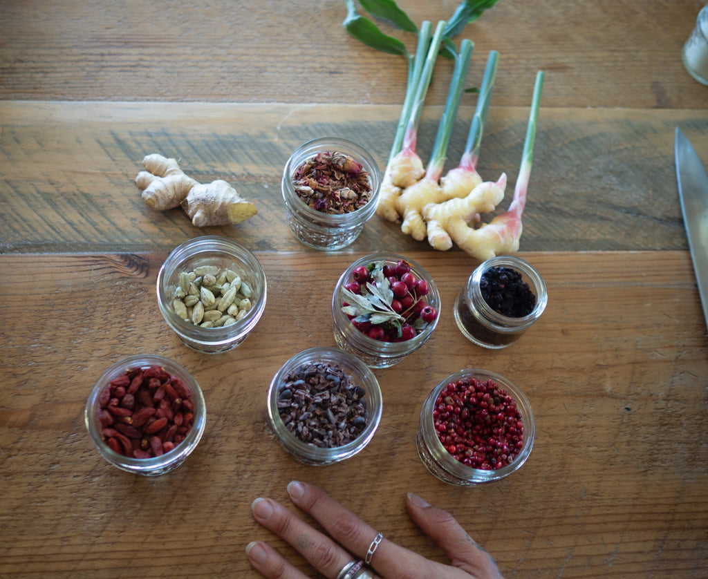 Herbal Holiday: Plant Based Prezzies
