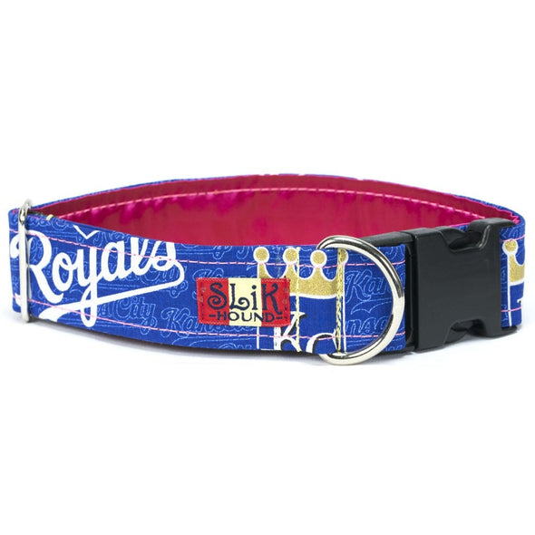 LIMITED EDITION. KANSAS CITY ROYALS PINK & GLITTER