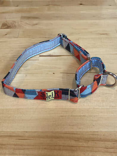 ".75"" Wide, 10-16"" long, Martingale, Alpine Crush"
