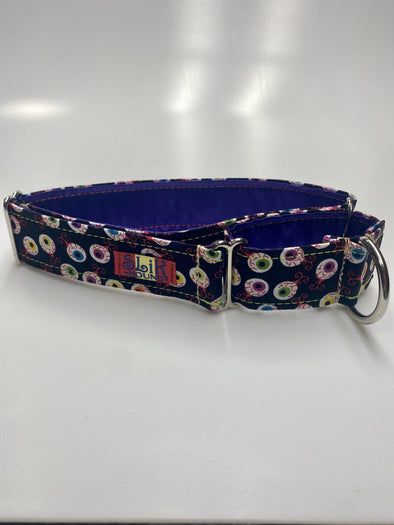 "1.5"" Wide, 13-23"" long, Martingale, Monster Soup"