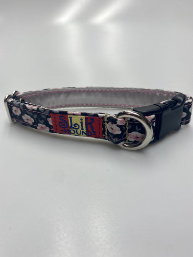 ".75"" Wide, 10-16"" long, plastic buckle, Enchanted Meadows"