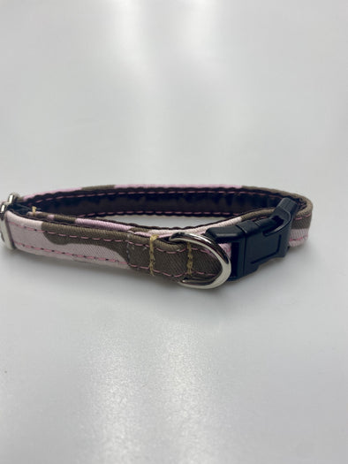 ".5"" Wide, 6-10"" long, plastic buckle, Glambo"
