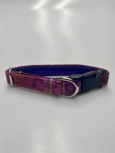 ".5"" Wide, 6-10"" long, plastic buckle, Wild Thing"