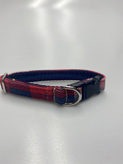 ".5"" Wide, 6-10"" long, plastic buckle, In George We Trust"