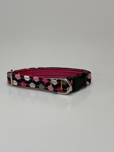 ".5"" Wide, 6-10"" long, plastic buckle, Glitz Gal"