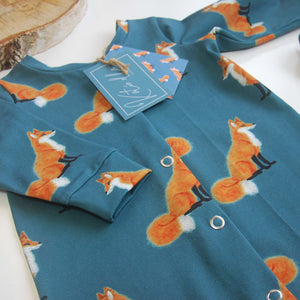 Fox all in one Romper