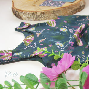 Elephant Hawk-Moth Romper