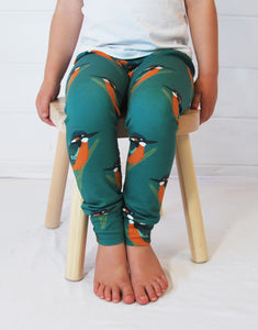Kingfisher Leggings