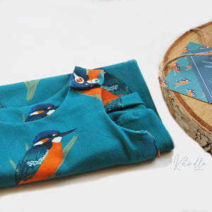 Kingfisher Romper 0-24m