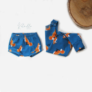 Fox Bloomers