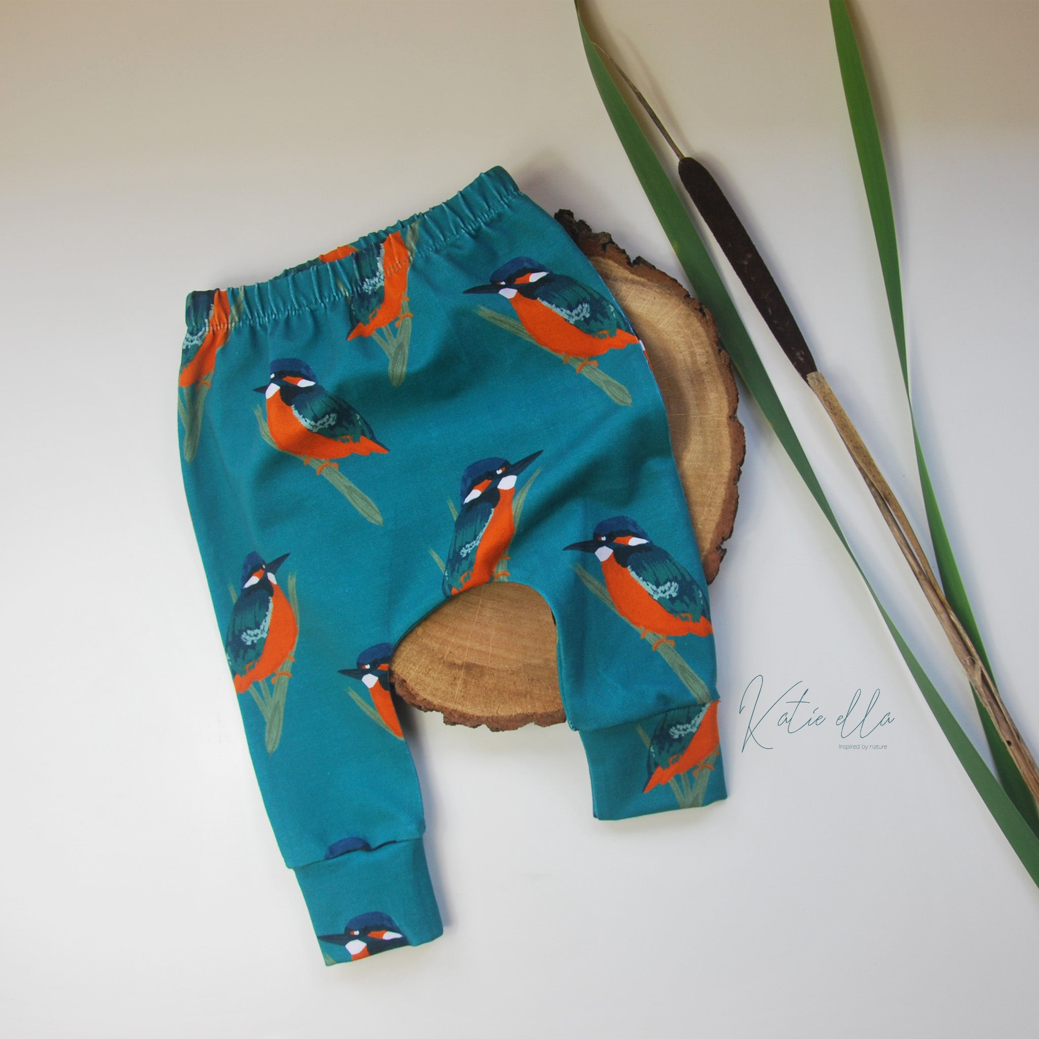 Kingfisher Slouchy Leggings