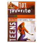 101 Favorite Bible Verses for Teens Box of Blessings