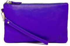 HButler - Wristlet Icy Purple
