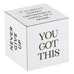 Well Said! - Quote Cubes - Encouragement