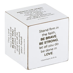 Well Said! - Quote Cubes - Inspirational - Pastor