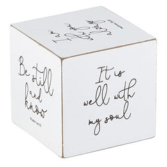 Well Said! - Quote Cubes - Inspirational