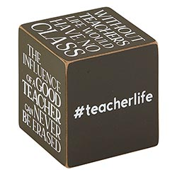 Well Said! - Quote Cubes - Teacher