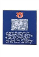 Game Day- Auburn University Picture frame